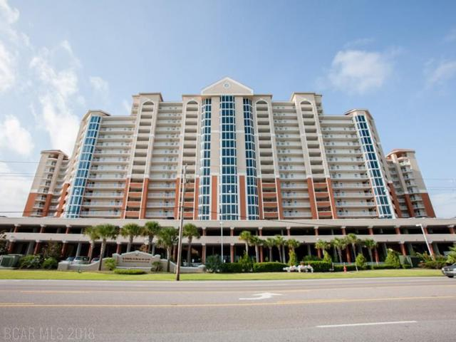 455 E Beach Blvd #1014, Gulf Shores, AL 36542 (MLS #265411) :: The Kim and Brian Team at RE/MAX Paradise