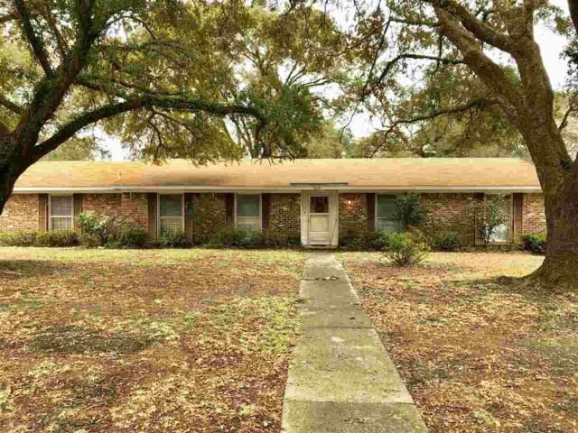 5113 Geoffrey Dr, Mobile, AL 36693 (MLS #265425) :: Gulf Coast Experts Real Estate Team