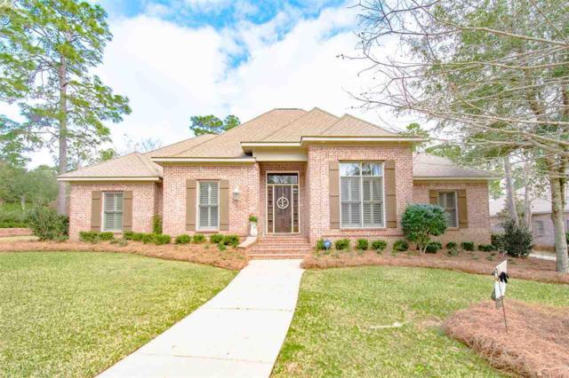 207 Cuscowilla Lane, Fairhope, AL 36532 (MLS #265672) :: Ashurst & Niemeyer Real Estate