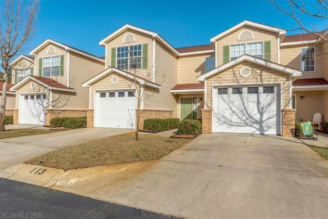 1517 Regency Road #113, Gulf Shores, AL 36542 (MLS #265684) :: Bellator Real Estate & Development
