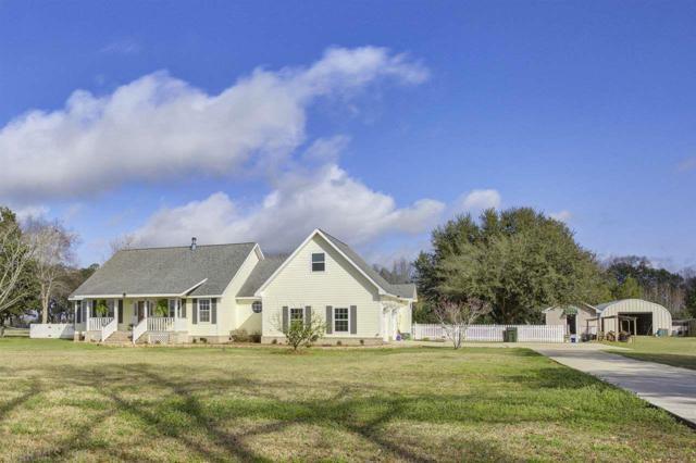 21245 County Road 62, Robertsdale, AL 36567 (MLS #265685) :: Bellator Real Estate & Development