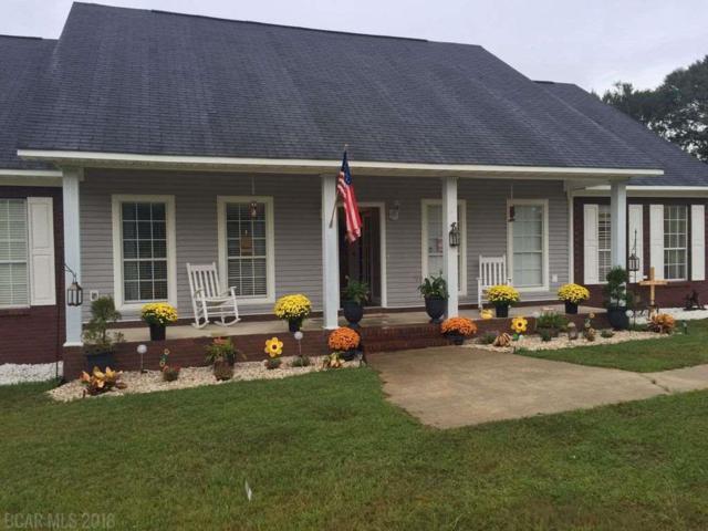 18145 Prine Road, Citronelle, AL 36522 (MLS #265779) :: Gulf Coast Experts Real Estate Team