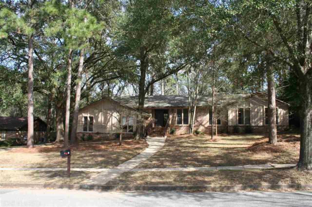 621 E Highland Woods Dr, Mobile, AL 36608 (MLS #265926) :: Gulf Coast Experts Real Estate Team