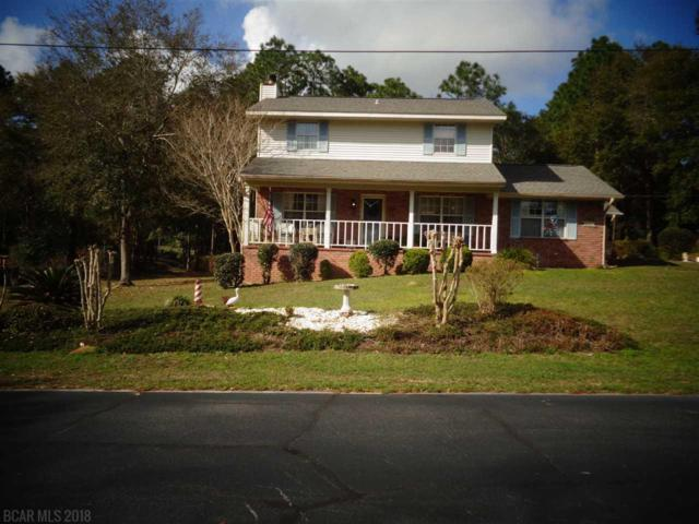 2791 Pine Ridge Drive, Lillian, AL 36549 (MLS #265930) :: Gulf Coast Experts Real Estate Team