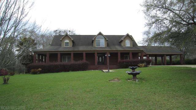 18172 Old Brady Rd, Bay Minette, AL 36507 (MLS #266087) :: Gulf Coast Experts Real Estate Team