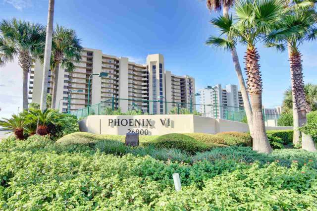 26800 Perdido Beach Blvd #106, Orange Beach, AL 36561 (MLS #266113) :: Coldwell Banker Seaside Realty