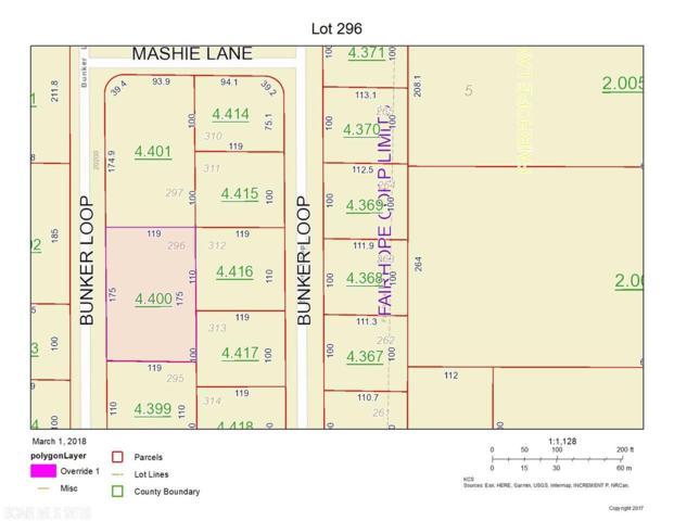 0 Bunker Loop, Fairhope, AL 36532 (MLS #266185) :: Elite Real Estate Solutions