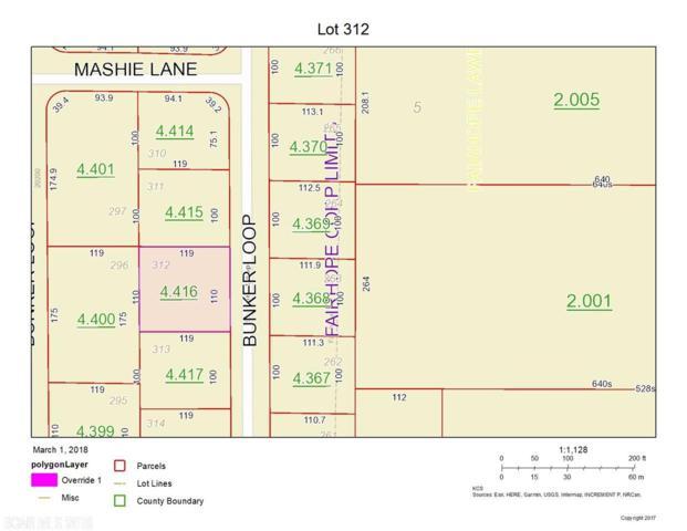 0 Bunker Loop, Fairhope, AL 36532 (MLS #266190) :: Elite Real Estate Solutions