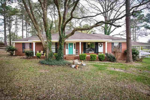 22201 Price Grubbs Rd, Robertsdale, AL 36567 (MLS #266250) :: Gulf Coast Experts Real Estate Team
