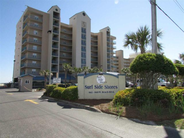 969 W Beach Blvd #1904, Gulf Shores, AL 36542 (MLS #266304) :: Gulf Coast Experts Real Estate Team