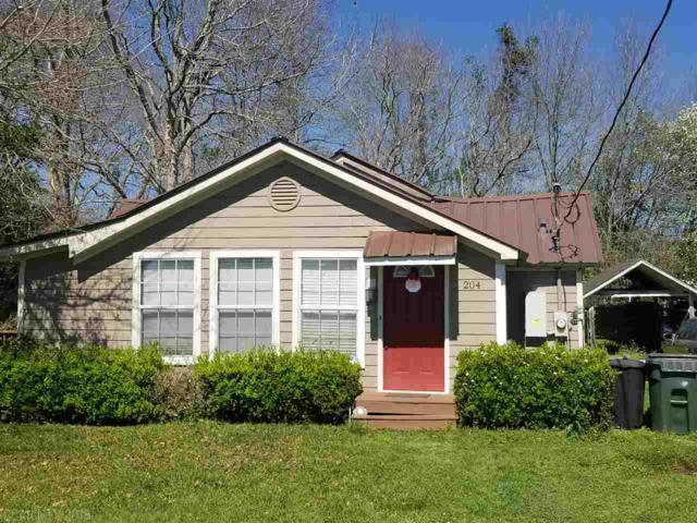 204 W Hamm St, Summerdale, AL 36580 (MLS #266331) :: Gulf Coast Experts Real Estate Team