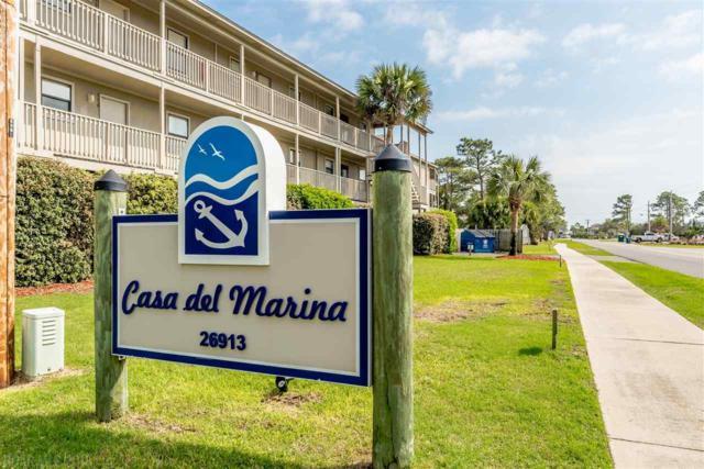 26913 Marina Road #103, Orange Beach, AL 36561 (MLS #266491) :: Coldwell Banker Seaside Realty
