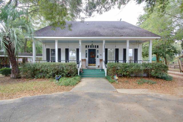 17425 County Road 55, Summerdale, AL 36580 (MLS #266507) :: Elite Real Estate Solutions