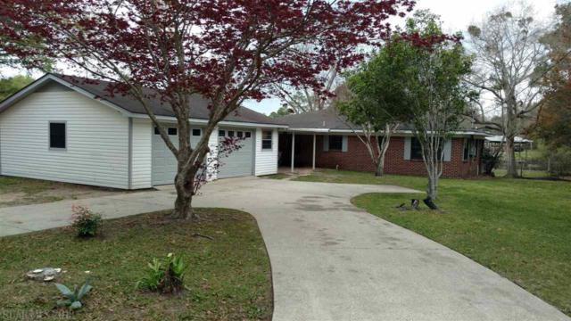 11826 Pioneer Road, Theodore, AL 36582 (MLS #266781) :: Coldwell Banker Seaside Realty