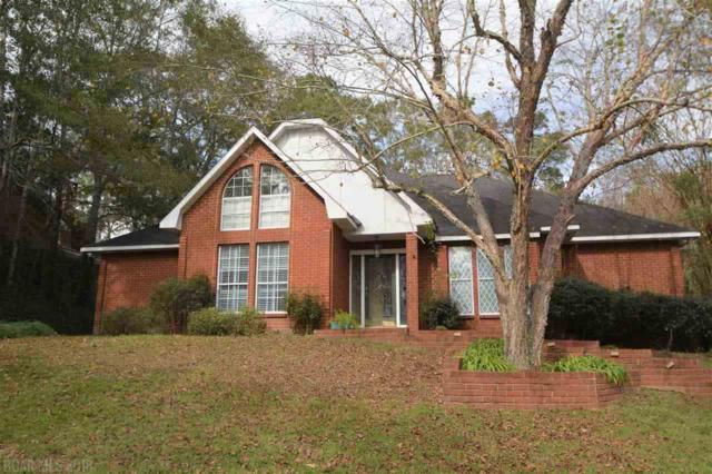 6728 S Ridgeland Road, Mobile, AL 36695 (MLS #266843) :: Elite Real Estate Solutions