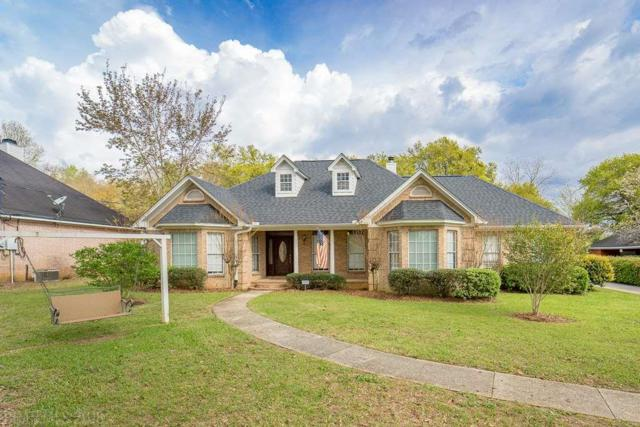 10530 Hunters Ridge Drive, Mobile, AL 36695 (MLS #266909) :: Elite Real Estate Solutions