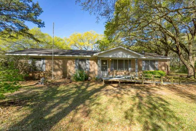 27855 County Road 66, Loxley, AL 36551 (MLS #266934) :: Elite Real Estate Solutions