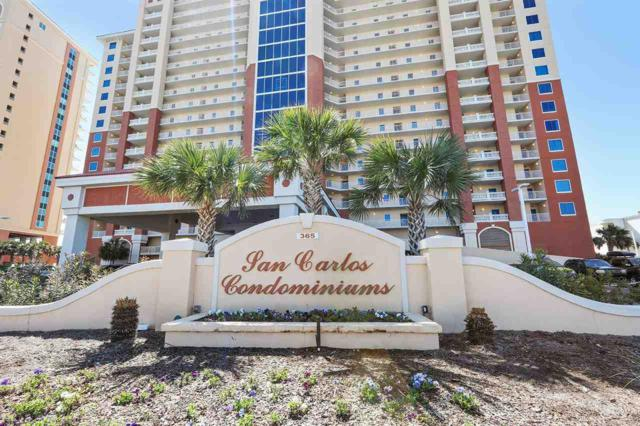 365 Beach Blvd #1106, Gulf Shores, AL 36542 (MLS #266977) :: Coldwell Banker Seaside Realty