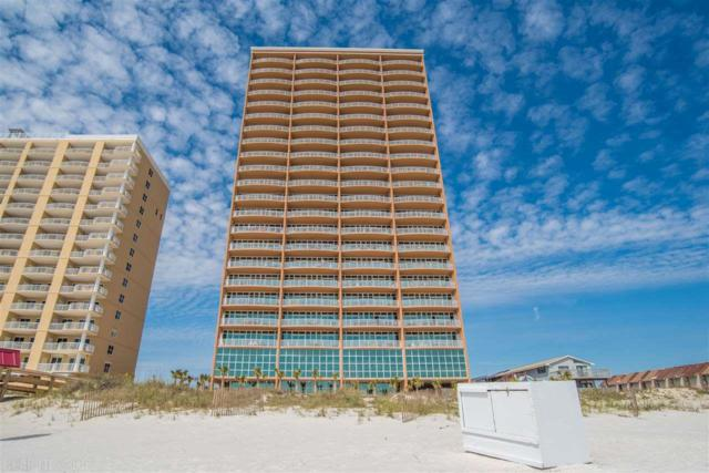 801 W Beach Blvd #1401, Gulf Shores, AL 36542 (MLS #266980) :: The Premiere Team