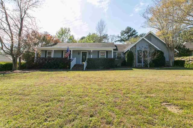 81 Caisson Trace, Spanish Fort, AL 36527 (MLS #267046) :: Elite Real Estate Solutions