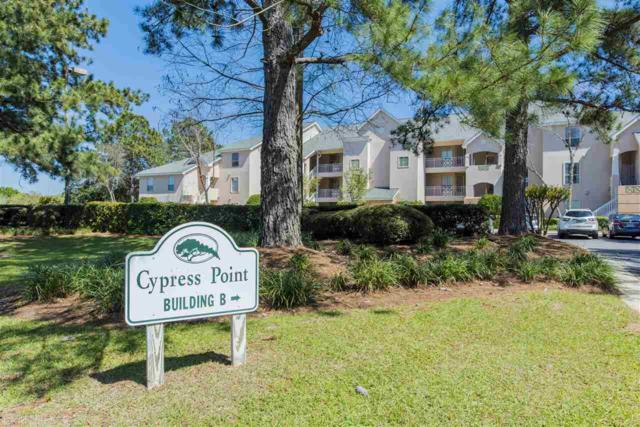 3736 Cypress Point Dr 104B, Gulf Shores, AL 36542 (MLS #267053) :: Coldwell Banker Seaside Realty