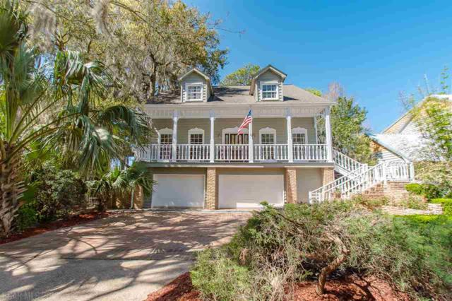 28457 Bay Cliff Lane, Daphne, AL 35626 (MLS #267090) :: Coldwell Banker Seaside Realty