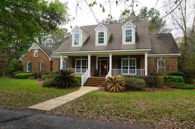 3920 Lakefront Drive, Mobile, AL 36695 (MLS #267158) :: Jason Will Real Estate