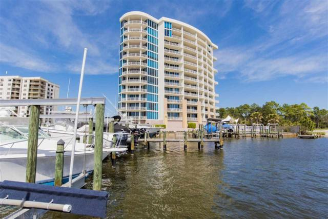 28250 Canal Road #407, Orange Beach, AL 36561 (MLS #267186) :: The Premiere Team