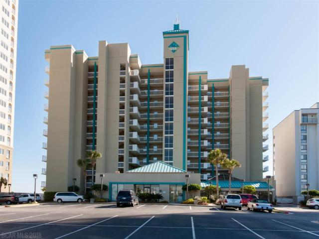 Perdido Beach Blvd #806, Orange Beach, AL 36561 (MLS #267291) :: Ashurst & Niemeyer Real Estate