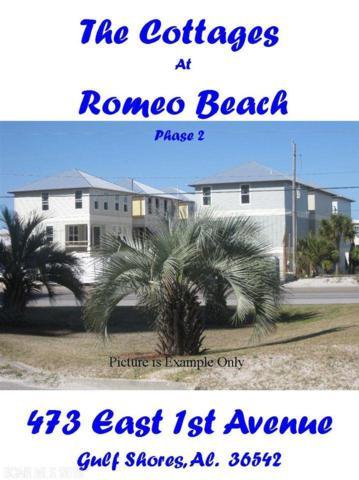 473 A E 1st Avenue, Gulf Shores, AL 36542 (MLS #267334) :: Jason Will Real Estate