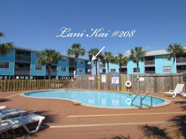 728 W Beach Blvd #208, Gulf Shores, AL 36542 (MLS #267343) :: The Premiere Team