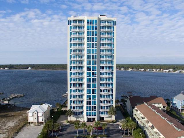 1920 W Beach Blvd #1602, Gulf Shores, AL 36542 (MLS #267344) :: The Kim and Brian Team at RE/MAX Paradise