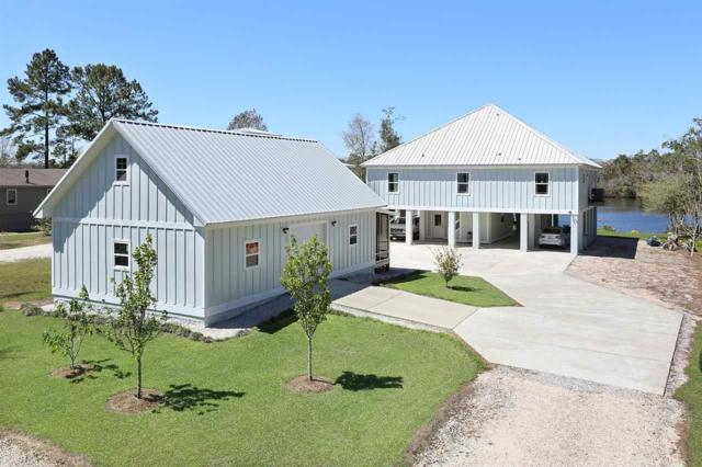 14355 Riverside Drive, Magnolia Springs, AL 36555 (MLS #267387) :: Ashurst & Niemeyer Real Estate