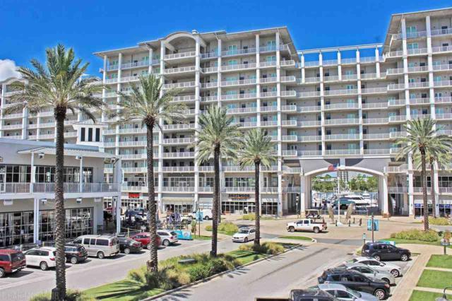 4851 N Wharf Pkwy #820, Orange Beach, AL 36561 (MLS #267483) :: The Premiere Team