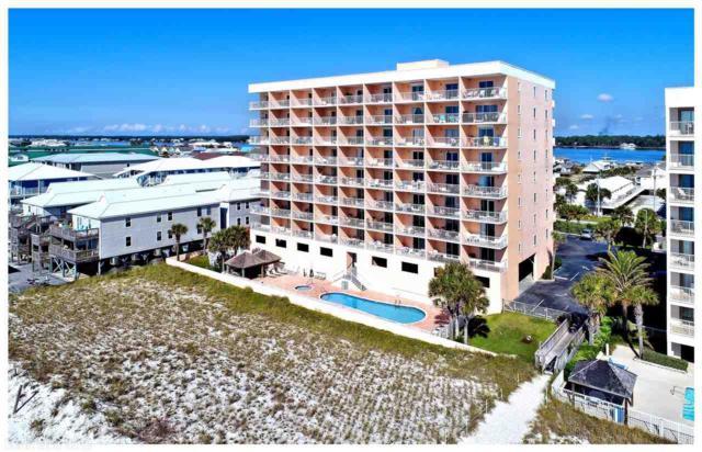 1117 W Beach Blvd #402, Gulf Shores, AL 36542 (MLS #267556) :: The Kim and Brian Team at RE/MAX Paradise