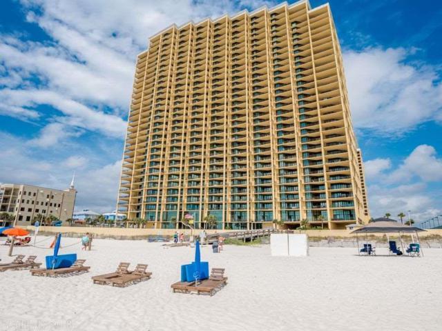 23450 Perdido Beach Blvd #1111, Orange Beach, AL 36561 (MLS #267609) :: The Kim and Brian Team at RE/MAX Paradise