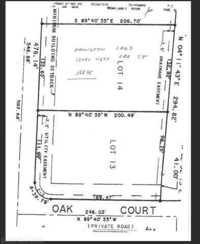0 Hamilton Oaks Lane, Mobile, AL 36695 (MLS #267614) :: Gulf Coast Experts Real Estate Team