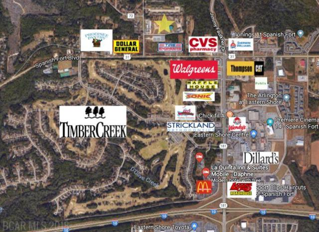 Lot 2 Stagecoach Commercial Park Circle, Spanish Fort, AL 36527 (MLS #267665) :: The Kim and Brian Team at RE/MAX Paradise