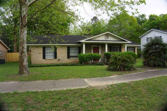116 Vanderbilt Drive, Mobile, AL 36608 (MLS #267783) :: Gulf Coast Experts Real Estate Team