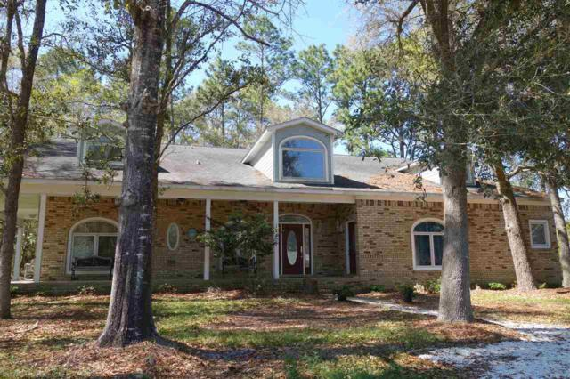 12407 Old Marlow Rd, Magnolia Springs, AL 36555 (MLS #267797) :: Jason Will Real Estate