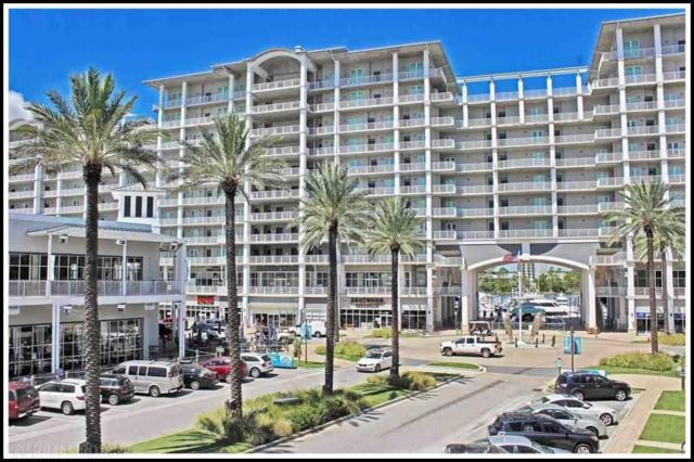 4851 Wharf Pkwy #710, Orange Beach, AL 36561 (MLS #267810) :: The Premiere Team