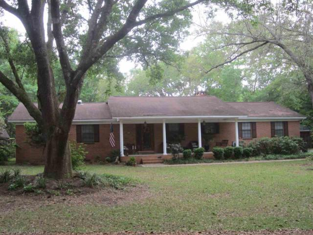 11847 Village Green Dr, Magnolia Springs, AL 36555 (MLS #267883) :: Jason Will Real Estate
