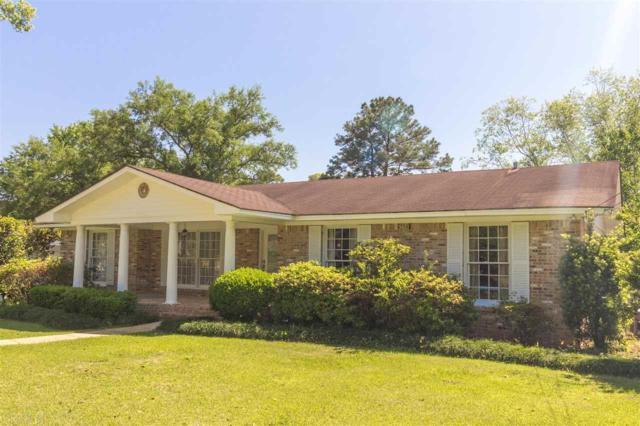 4109 N Lake Circle, Mobile, AL 36693 (MLS #267885) :: Gulf Coast Experts Real Estate Team