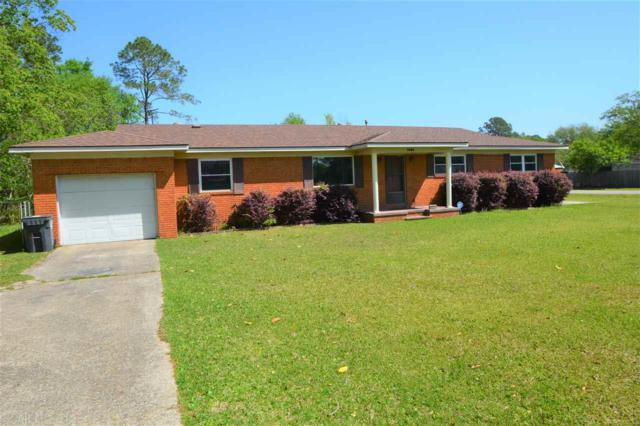 1222 Alvarez Drive, Saraland, AL 36571 (MLS #267959) :: Gulf Coast Experts Real Estate Team