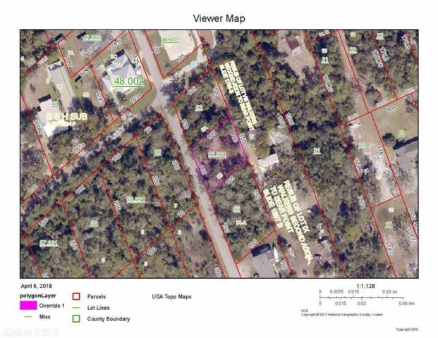 0 Look Rook Rd, Orange Beach, AL 36561 (MLS #268030) :: Gulf Coast Experts Real Estate Team
