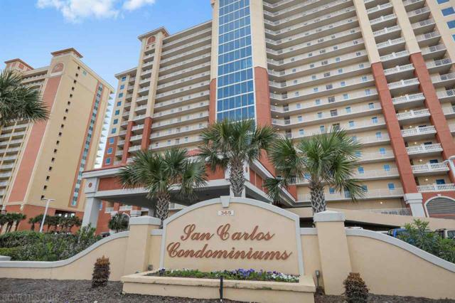 365 E Beach Blvd #507, Gulf Shores, AL 36542 (MLS #268048) :: Bellator Real Estate & Development