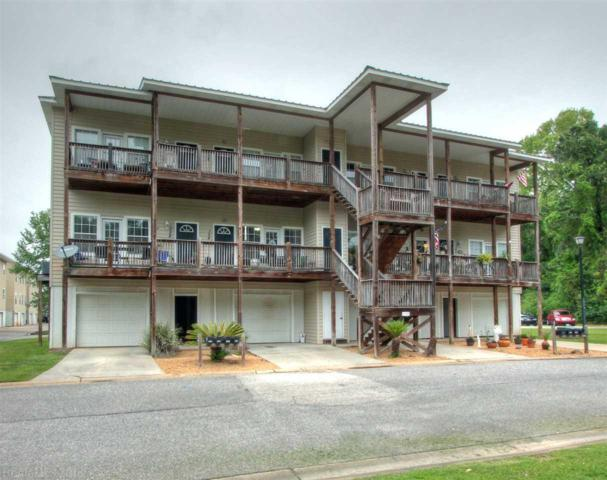4 Yacht Club Drive #154, Daphne, AL 36526 (MLS #268123) :: The Kim and Brian Team at RE/MAX Paradise