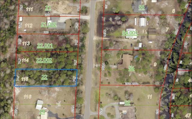 0 Hammock Rd, Elberta, AL 36530 (MLS #268206) :: Elite Real Estate Solutions
