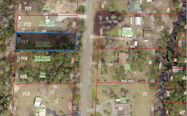 0 Hammock Rd, Elberta, AL 36530 (MLS #268214) :: Elite Real Estate Solutions