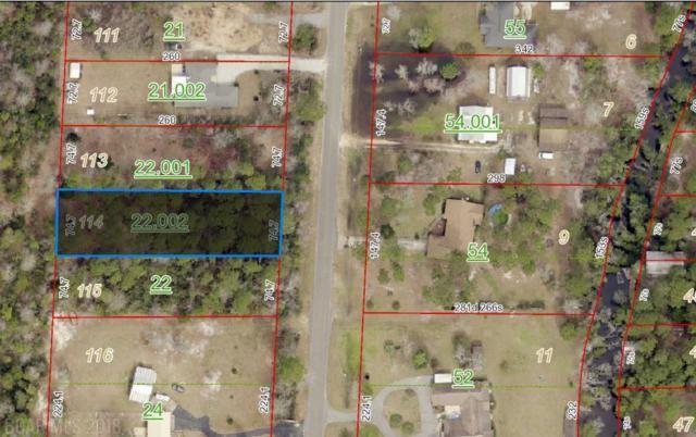 0 Hammock Rd, Elberta, AL 36530 (MLS #268219) :: Elite Real Estate Solutions